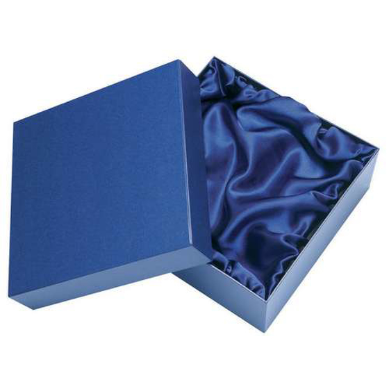 Picture of Blue Presentation Box Fits 1 Wine Or 2 Whiskey Or 2 Brandy (218 X 148 X 100mm)