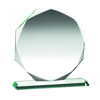Picture of Jade Glass Octagon (10mm Thick) - 5.75in (146mm)
