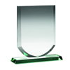 Picture of Jade Glass Shield (10mm Thick) - 5.5in (140mm)