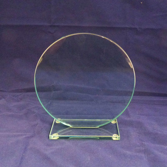 Picture of Circular Glass Award 155mm