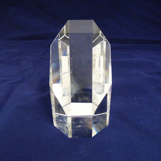 Picture of Shaped Optical Glass Award 105mm
