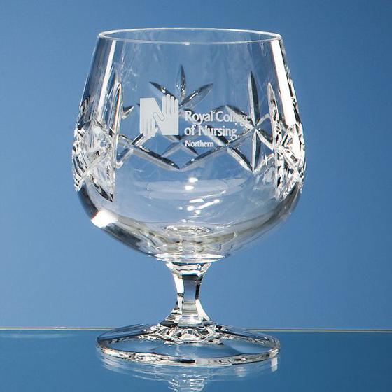 Picture of Flamenco Crystalite Panel Brandy Tumbler 320ml