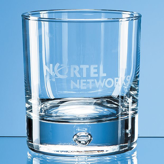Picture of Bubble Base Whisky Tumbler 330ml