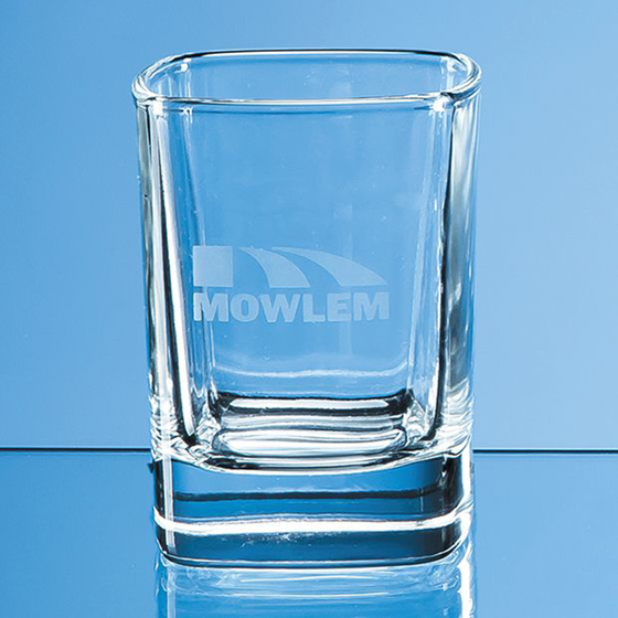Picture of 60ml Strauss Square Tot Glass