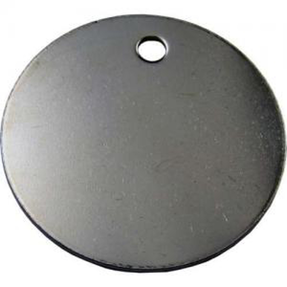 Picture of Nickel Plated Disc 32mm