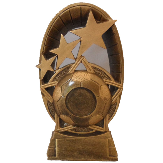 Picture of Oval football Star Award 140mm