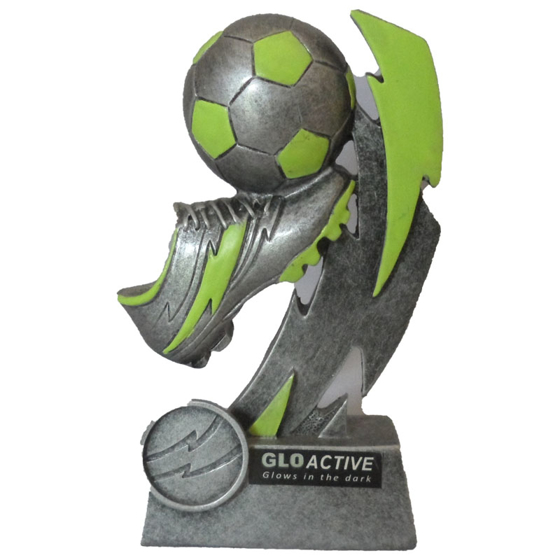 Picture of Glo Active Football Boot and Ball Award 145mm