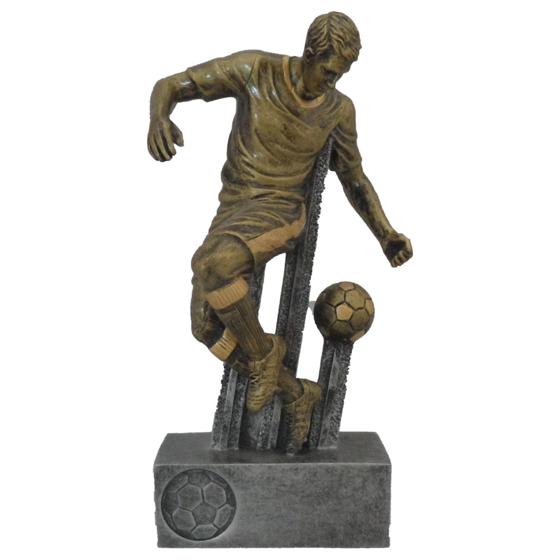 Picture of Backheel Football Award 185mm
