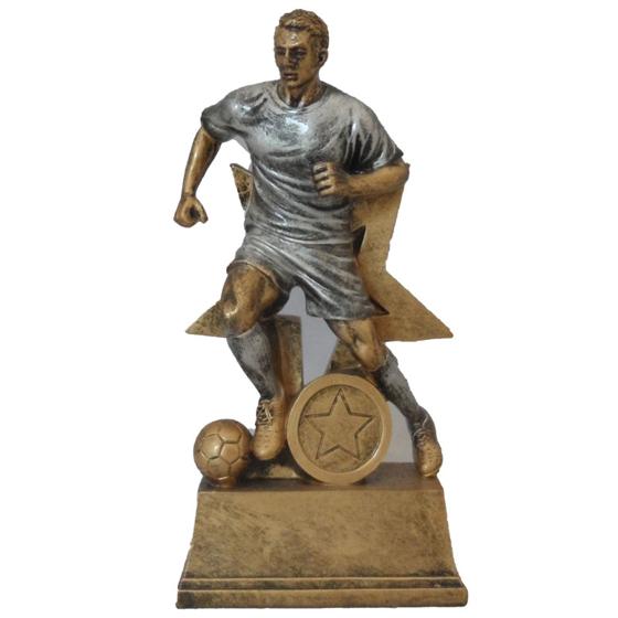 Picture of Male Running Footballer Star Award 180mm