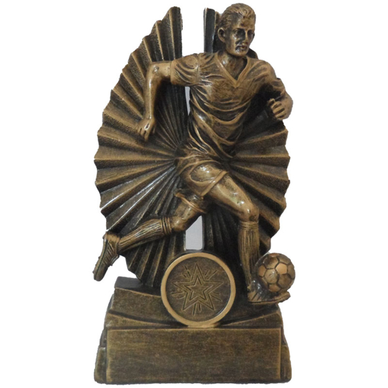 Picture of Peak Male Football Running Award 175mm