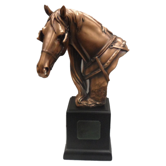 Picture of Horse Head Award 290mm