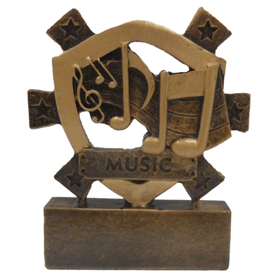 Picture of Mini Star Music Award 75mm