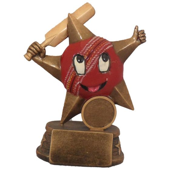 Picture of Emoji Cricket Ball Award 135mm