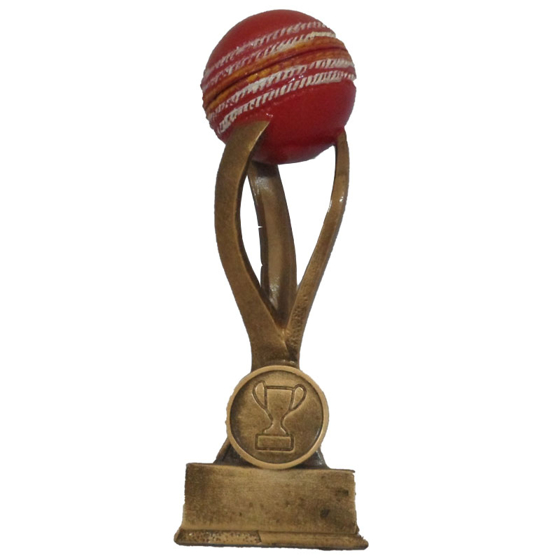 Picture of Cricket Ball on pedestal Award 180mm