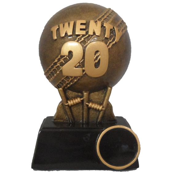 Picture of Twenty 20 cricket ball Award 140mm