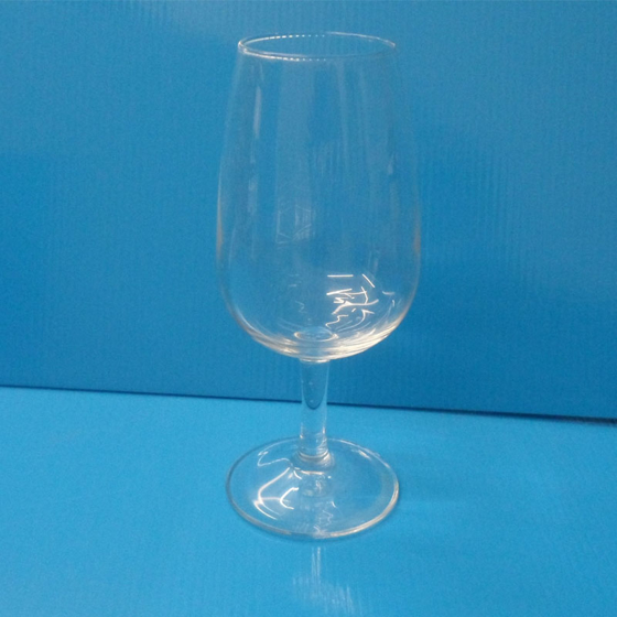 Picture of Small plain wine glass/wine taster glass height 150mm